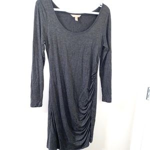 Banana Republic Dress Size Small Grey